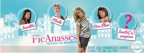 Une nouvelle émission 100 % féminine qui arrive sur Azur TV ! dès vendredi 19h30