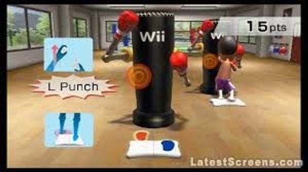 j'ai testé le boxing Fit