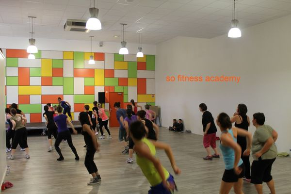 THE club de fitness du Jura!