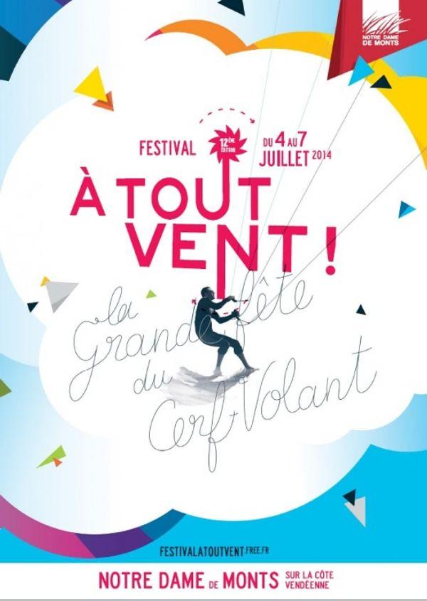 Festival a tout vent- NOTRE DAME DE MONTS