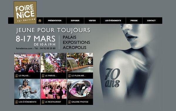 La foire de Nice du 8 au 17 Mars 2014