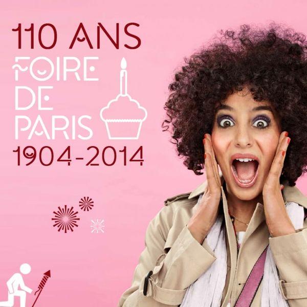 La Foire de Paris avec les enfants du 30/04 au 11/05