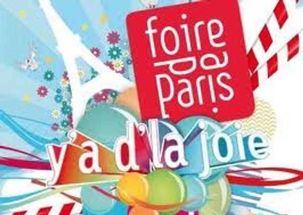 La foire de Paris + 2 places!!!!!