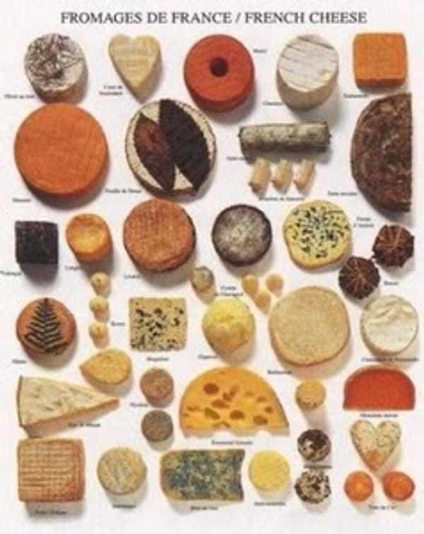 Journée nationale du fromage le 27 Mai 2013