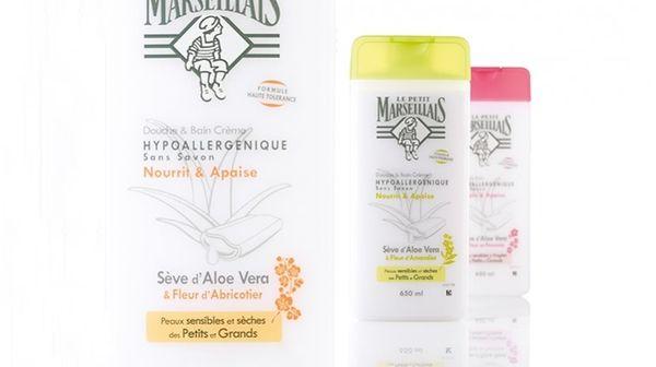Le Petit Marseillais peau sensible (avis + concours)