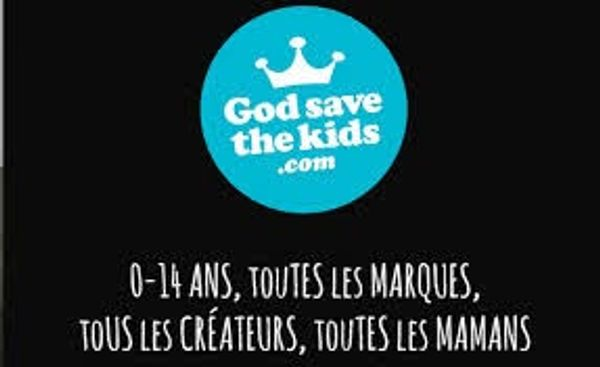 Et si on commençait bien l'année avec GOD SAVE THE KIDS (give away) Résultat en EDIT