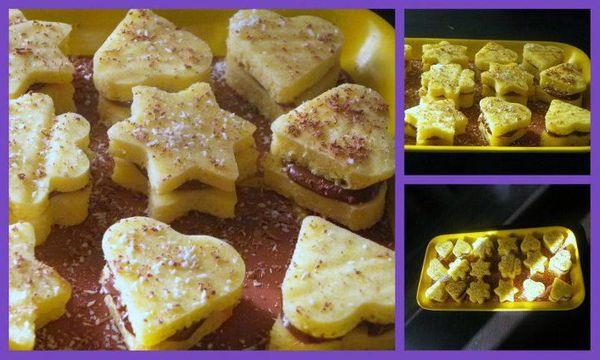 La roulade/les gâteaux au Nutella pour les petits et les grands