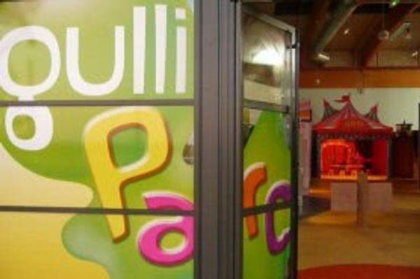 Gulli Parc a Bry sur Marne air de jeux