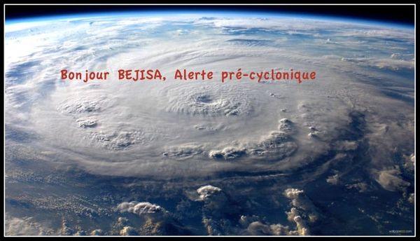 La nouvelle année va commencer avec Bejisa : Cyclone mode d'emploi
