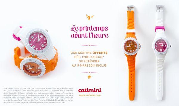 BON PLAN Shopping avec CATIMINI!!