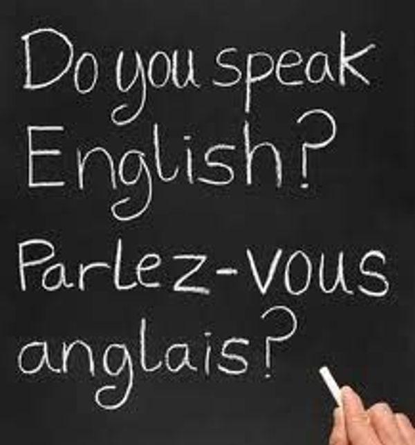 Les politiques ne savent pas parler l'anglais. Et votre enfant est-il sur la bonne voie?