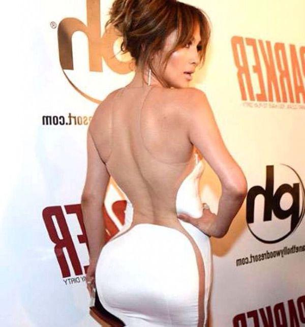 Après l'effort…le constat !! Dans quelques mois on m'apelle Jennifer Lopez vous me croyez ?