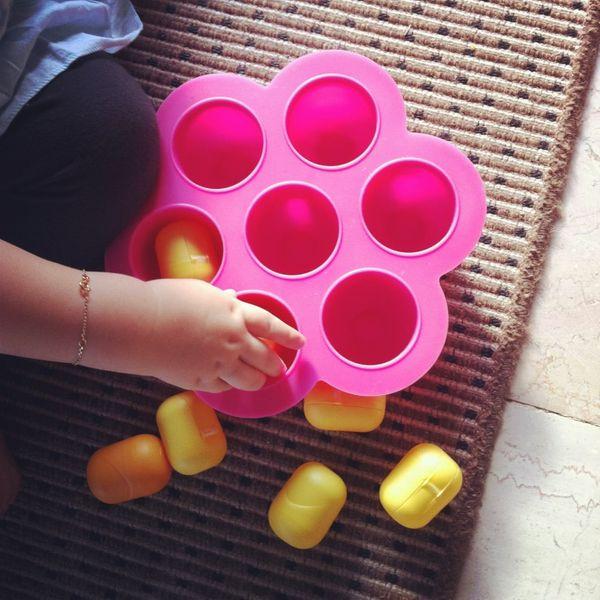 Activité Montessori improvisée :D