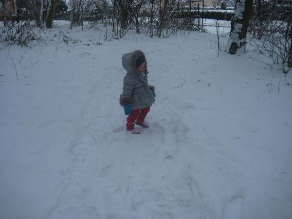 Comment survivre dans la neige