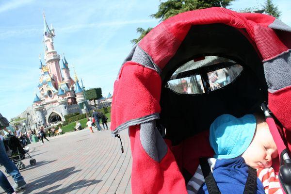 La ménagerie est de sortie : Disneyland Paris