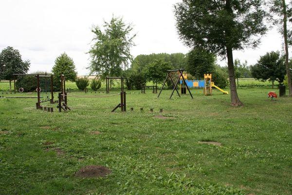 Parc de Chalmaison, havre de paix