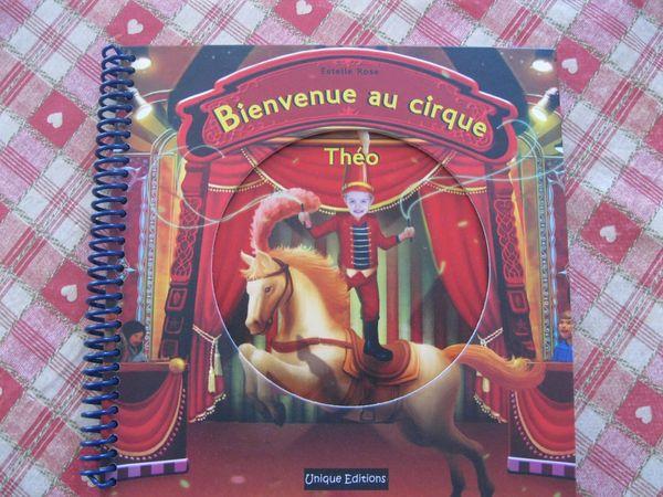 Livre enfants de lecture personnalisable de unique-editions.com
