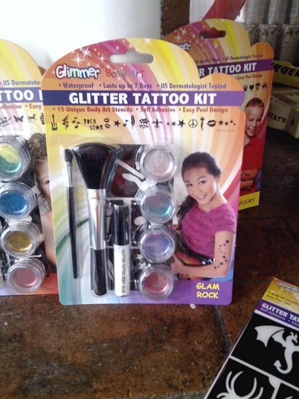 Les tattoo de Glimmer Body Art