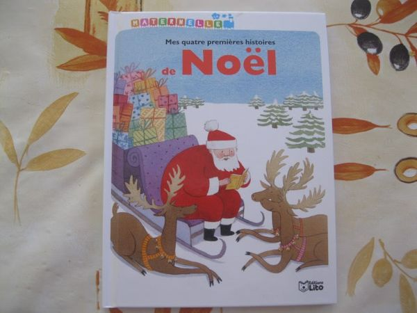 un joli livre pour Noël :)