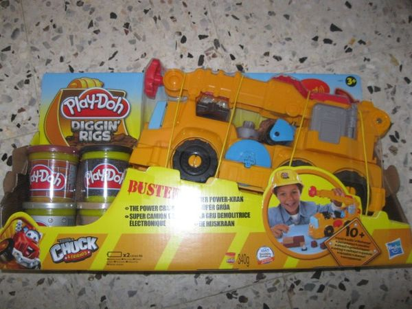 Camion PlayDoh + concours