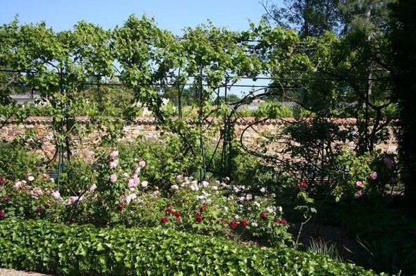 Rendez-vous aux Jardins 1 et 2 Juin
