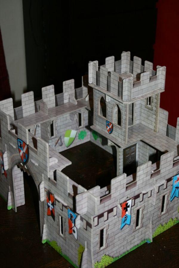 A l'attaque du chateau