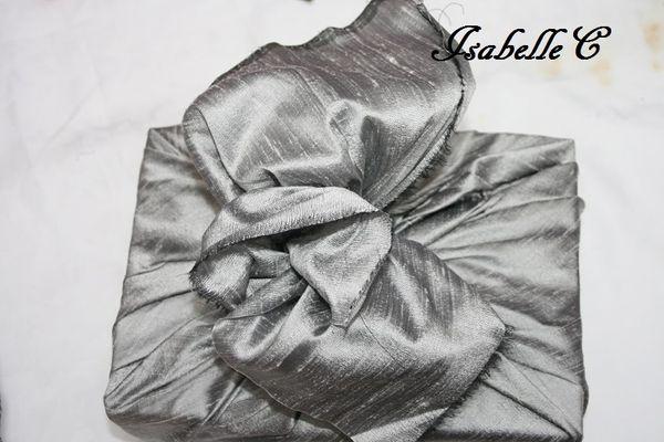 Furoshiki, l'art d'emballer avec du tissu (DIY)
