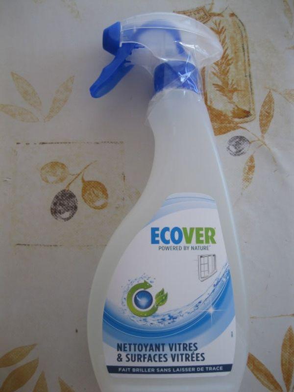 Produits Ecover bon pour la maison
