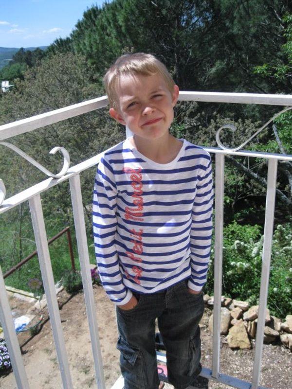 Little Marcel c'est chez nous dans le Gard!!!!!!!!!