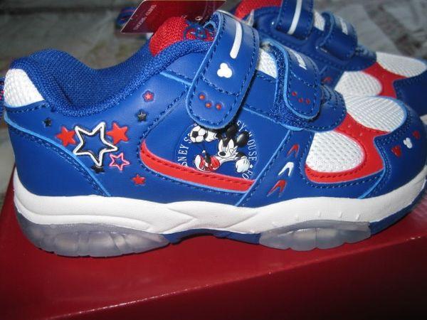 Des chaussures qui clignotent pour la rentrée!!!!