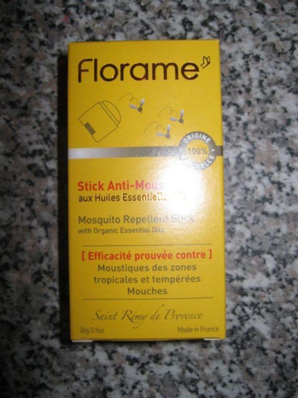 J'ai testé Florame + concours