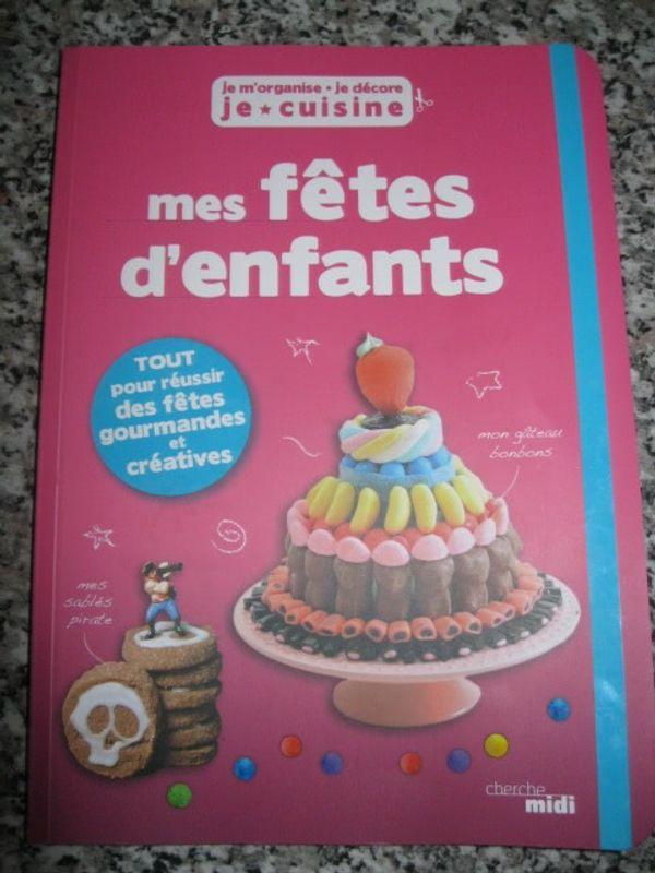 Un livre que j'aime beaucoup pour préparer les fêtes des loulous
