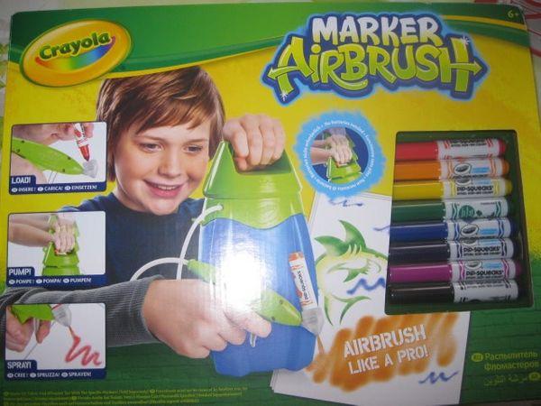 idée cadeau: Le Maker Airbush + concours