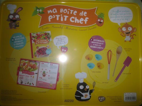 Pour les petits cuisiniers!!!!!