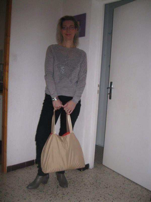 Un sac shopping léger en nylon de Tintamar à gagner :)