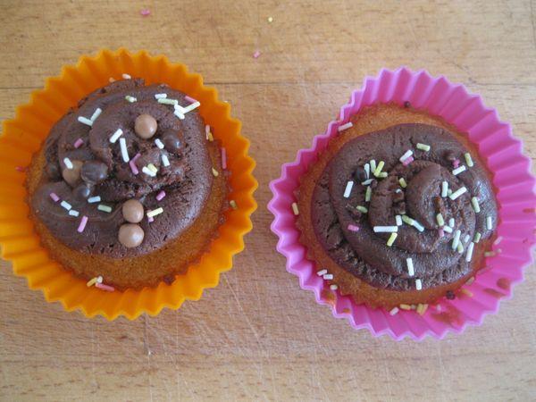 Cupcake du dimanche façon breton ----->nouveau :)