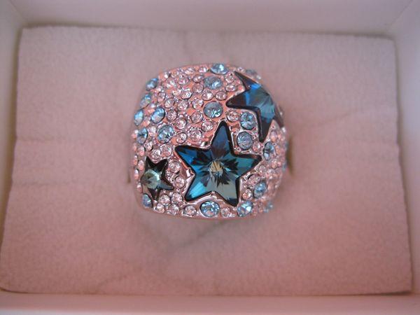 Des étoiles et encore des étoiles même à mon doigt !!!