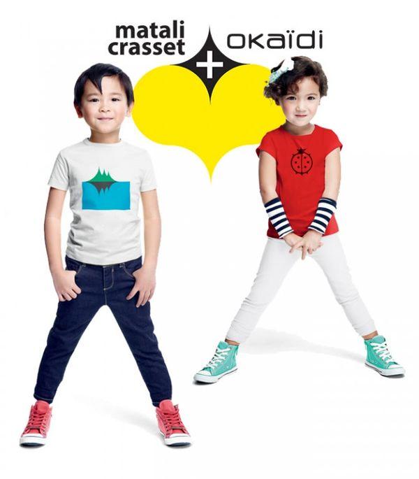 Coup de coeur: Matali Crasset & Okaidi