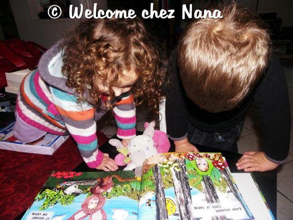 Magou le hibou magicien -  livre personnalisé des Editions Cartooneo - GENIAL !!!