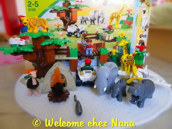Le SAFARI LEGO® DUPLO® ( + CONCOURS 1 boîte à gagner)