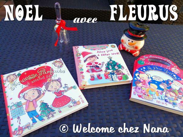 En attendant Noël avec Fleurus, ma sélection + 4 livres Princesse Parfaite à gagner