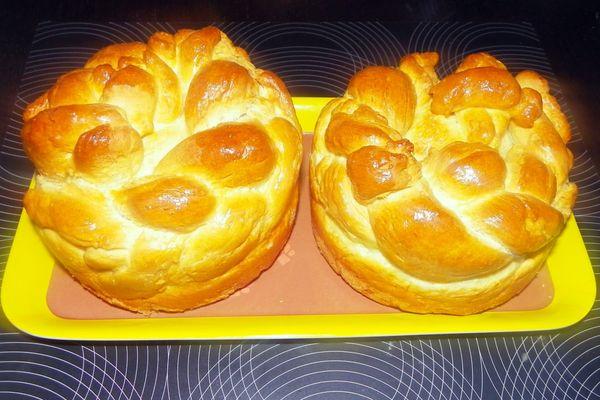 RECETTE de PASCA, le pain roumain de Pâques