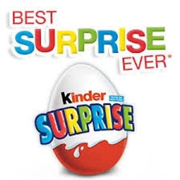 Kinder et nous: de délicieux moments + Best Surprise Ever