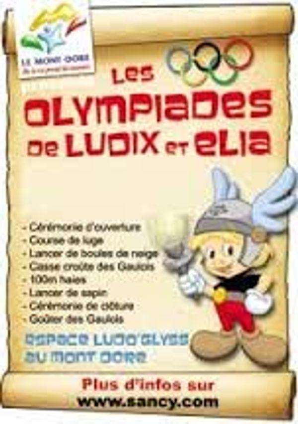 Les Olympiades de Ludix et Elia