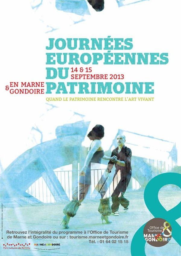 Journées européennes en Marne et Gondoire 2013