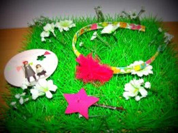 Une découverte et des cadeaux pour les petites coquettes By Malouna :)