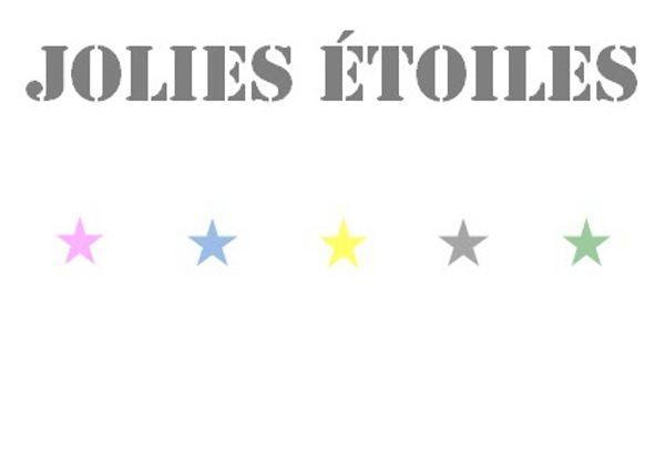 Naissance d'un nouveau bébé: le Blog Jolies Etoiles !