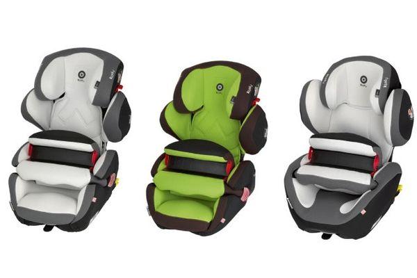 Pourquoi choisir un siège-auto avec un bouclier d'impact ?