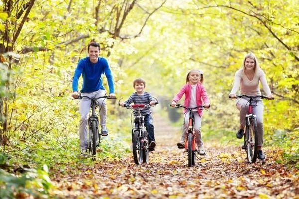 Les bonnes idées pour faire du sport en famille