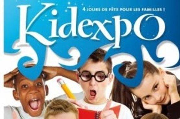 Kidexpo du 19 au 23 octobre 2013